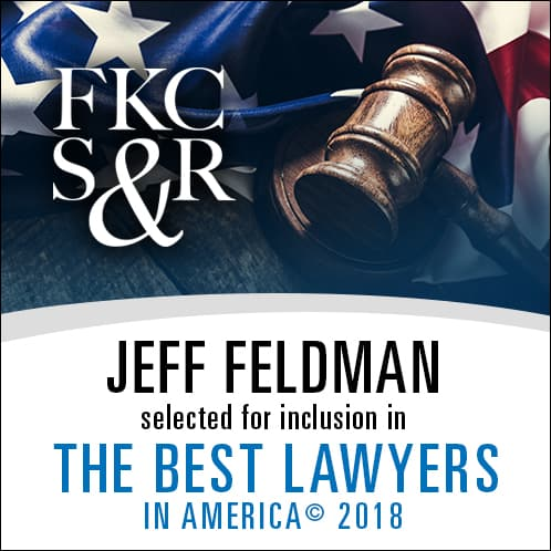 FKCS&R The Best Lawyers™ in America© 2018