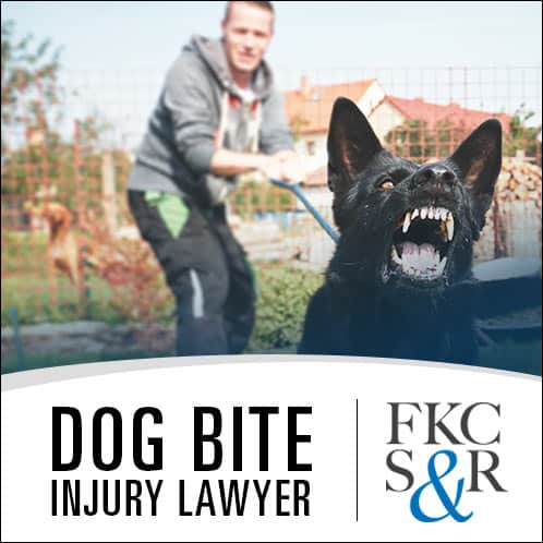 Dog Bite Injury Lawyer at FKCS&R