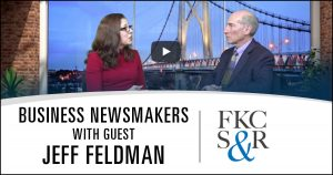 Business Newsmakers with Guest Jeff Feldman